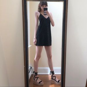 🕷 Urban Outfitters suede mini dress size S 🕷